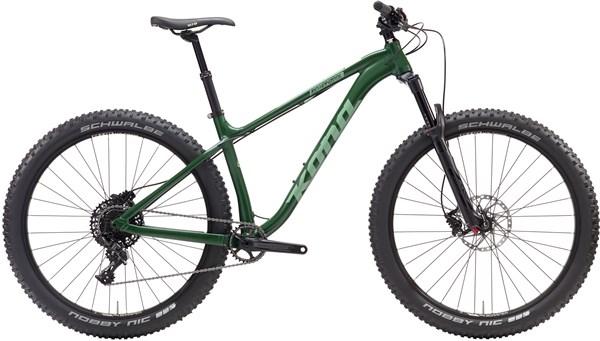 Kona Big Honzo DL 27.5 Mountain Bike 2017 - Hardtail MTB