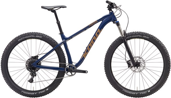 Kona Big Honzo DR 27.5 Mountain Bike 2017 - Hardtail MTB