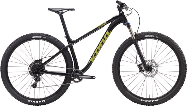 Kona Honzo AL 29er Mountain Bike 2017 - Hardtail MTB