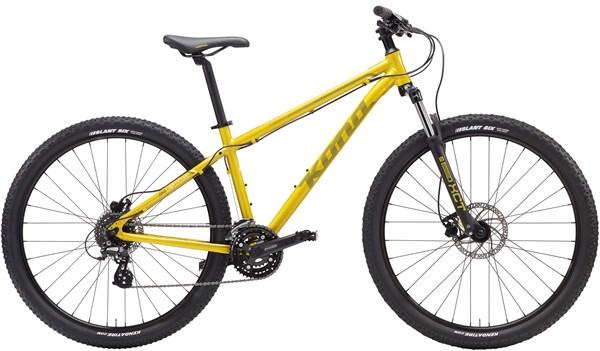 Kona Lava Dome 29er Mountain Bike 2017 - Hardtail MTB