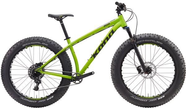 Kona WoZo 26w Mountain Bike 2017 - Fat bike