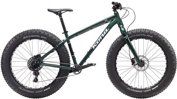 Kona Wo 26w Mountain Bike 2017 - Fat bike