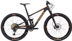 Kona Hei Hei Race Supreme Carbon 29er Mountain Bike 2017 - XC Full Suspension MTB