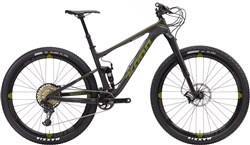 Kona Hei Hei Supreme Carbon 29er Mountain Bike 2017 - Trail Full Suspension MTB