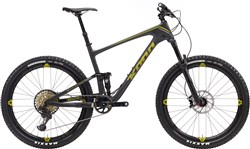 Kona Hei Hei Trail Supreme Carbon 27.5 Mountain Bike 2017 - Trail Full Suspension MTB