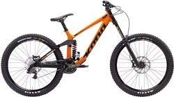 Kona Operator AL DL 27.5 Mountain Bike 2017 - Downhill Full Suspension MTB