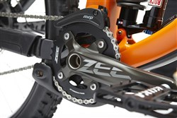 Kona Operator AL DL 27.5 Mountain Bike 2017 - Downhill Full Suspension MTB
