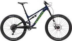 Kona Process 153 27.5 Mountain Bike 2017 - Enduro Full Suspension MTB