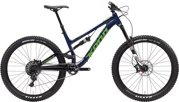 Kona Process 153 27.5 Mountain Bike 2017 - Enduro Full Suspension MTB