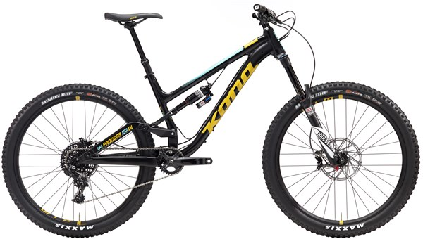 Kona Process 153 DL 27.5 Mountain Bike 2017 - Enduro Full Suspension MTB