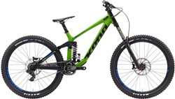 Kona Supreme Operator 27.5 Mountain Bike 2017 - Downhill Full Suspension MTB