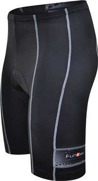 Funkier Force 10 Panel Active Cycling Shorts SS16 | Bukser