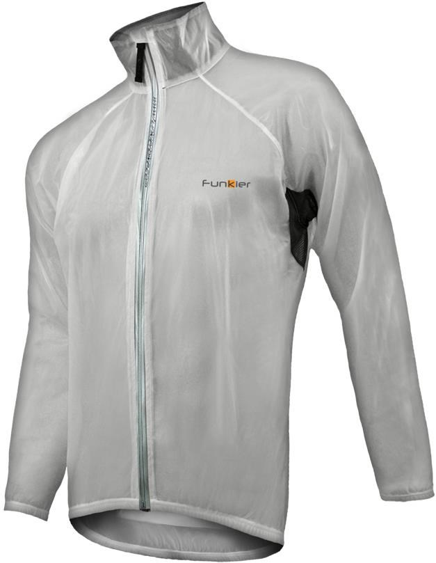 Funkier Protekt RPJ1305 Stowaway Showerproof Cape / Jacket | Jackets