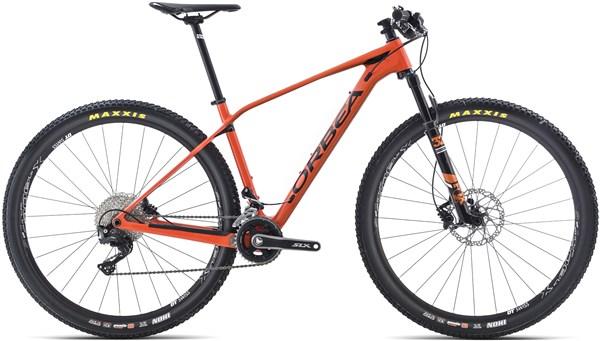 Orbea Alma M25 29er Mountain Bike 2017 - Hardtail MTB