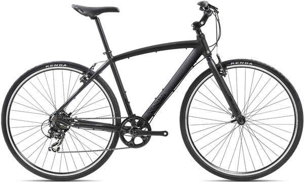 Orbea Carpe 50 2017 - Hybrid Sports Bike
