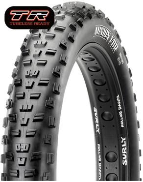 "Maxxis Minion FBR Folding Exo TR Tubeless Ready 26"" MTB Off Road Tyre"