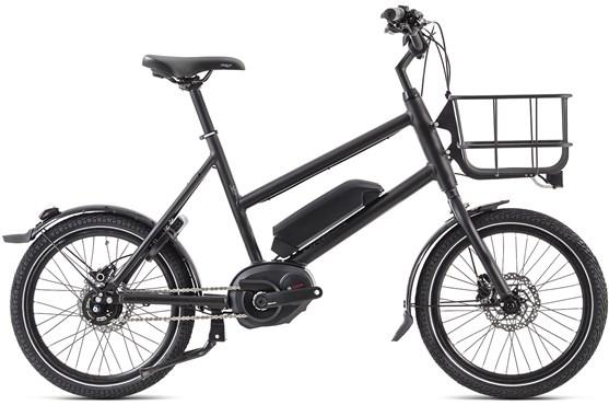 Orbea Katu E 10 LR 2017 - Electric Bike