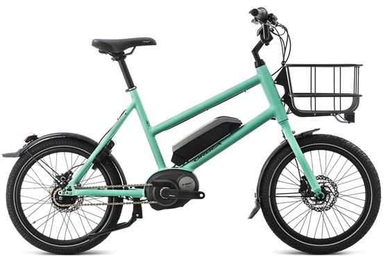 Orbea Katu E 20 LR 2017 - Electric Bike