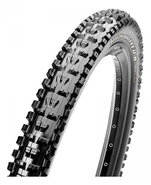 """Maxxis High Roller II FLD 3C DS TR Folding Tubeless Ready 27.5"""" / 650B MTB Off Road Tyre"""