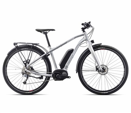 Orbea Keram Asphalt 20 LR 2017 - Electric Hybrid Bike