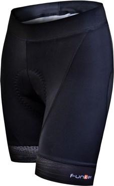 Funkier Sierra Womens 11 Panel Pro Shorts SS17