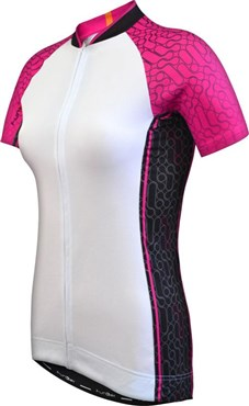 Funkier Atheni Active Womens Short Sleeve Jersey