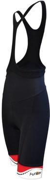 Funkier Sedona Womens Single Strap Bib Shorts SS16 | Bukser
