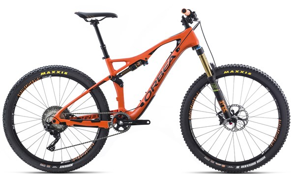 "Orbea Occam AM M10 27.5"" Mountain Bike 2017 - Full Suspension MTB"