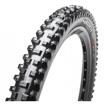 "Maxxis Shorty Folding 3C Exo TR Tubeless Ready WideTrail 27.5"" / 650B MTB Off Road Tyre"