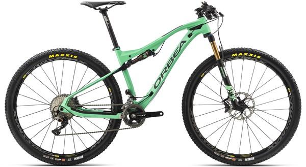 "Orbea Oiz M10 27.5"" Mountain Bike 2017 - XC Full Suspension MTB"