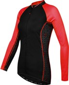 Funkier Atheni Womens Long Sleeve Jersey AW16