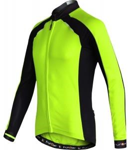 Funkier Force J-730K-1-LW Kids Long Sleeve Jersey