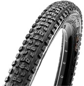 "Product image for Maxxis Aggressor Folding Exo TR Tubeless Ready 27.5"" / 650B MTB Off Road Tyre"
