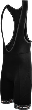 Funkier Apex-Gel Active 17 Panel Gel Bib Shorts