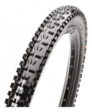 "Maxxis High Roller II Folding 2ply 3C TR Tubeless Ready 27.5"" / 650B MTB Off Road Tyre"