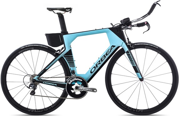 Orbea Ordu M20 Team 2017 - Triathlon Bike