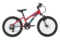Product image for DiamondBack Elios 20 HT Girls 20W 2018 - Kids Bike