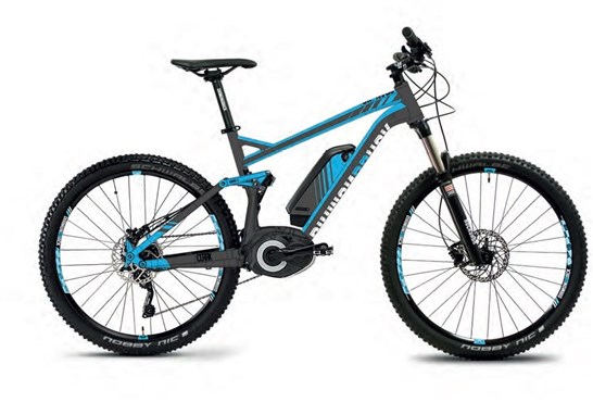 DiamondBack Corax 1.0 27+ FS EMTB 27.5+ 2017 - Electric Mountain Bike