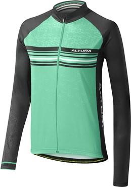 Altura Sportive Team Womens Long Sleeve Jersey