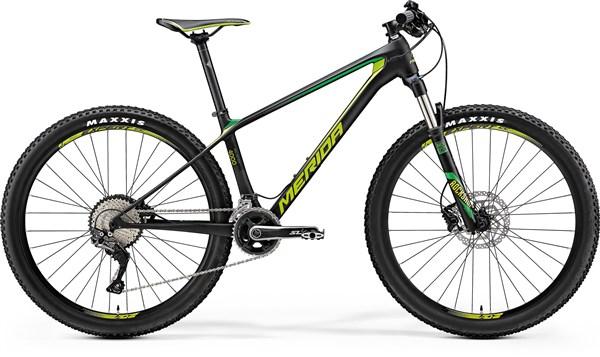 "Merida Big Seven 4000 27.5""  Mountain Bike 2017 - Hardtail MTB"