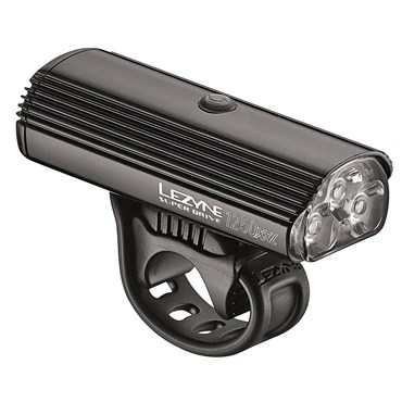 Lezyne Super Drive 1250XXL USB Rechargeable Front Light