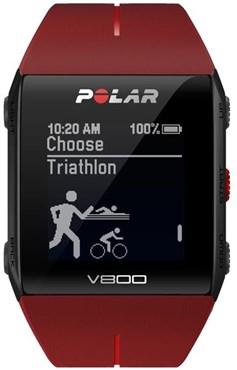 Polar V800 GPS Heart Rate Monitor Watch