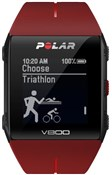 Product image for Polar V800 GPS Heart Rate Monitor Watch