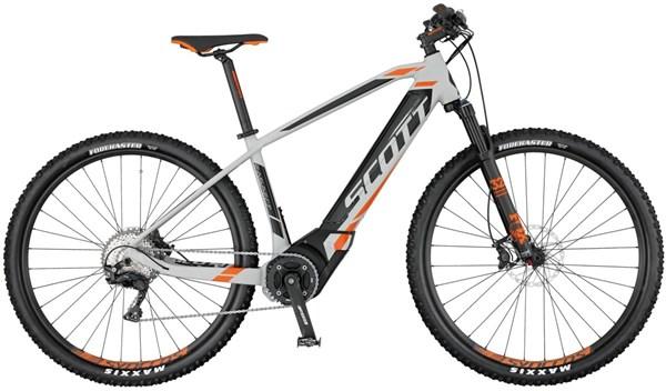 Scott E-Aspect 910 29er 2017 - Electric Mountain Bike