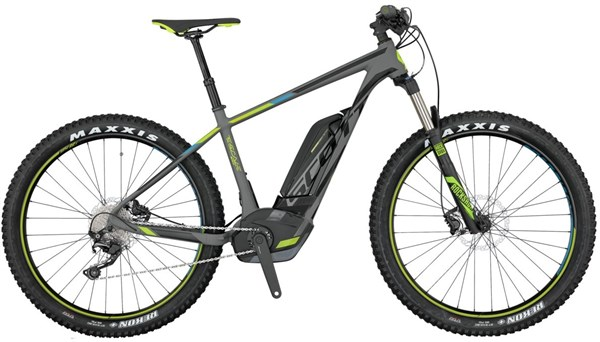 Scott E-Scale 720 Plus 27.5 2017 - Electric Mountain Bike