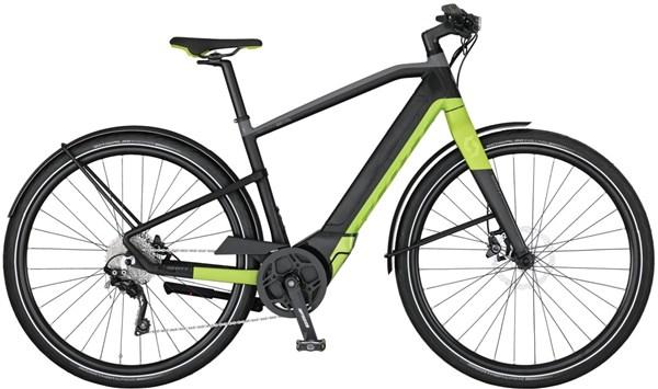 Scott E-Silence Speed 20 2017 - Electric Hybrid Bike