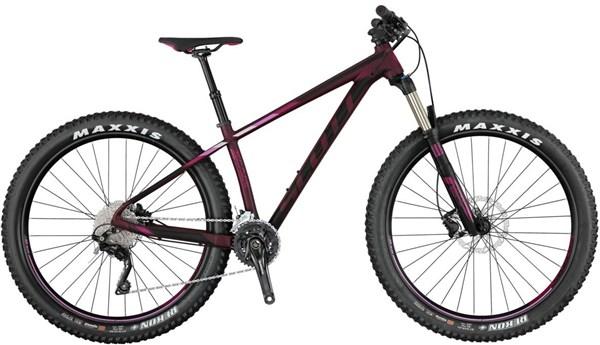 Scott Contessa Scale 710 Plus 27.5 Womens Mountain Bike 2017 - Hardtail MTB