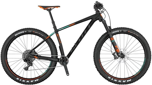 Scott Scale 710 Plus 27.5 Mountain Bike 2017 - Hardtail MTB