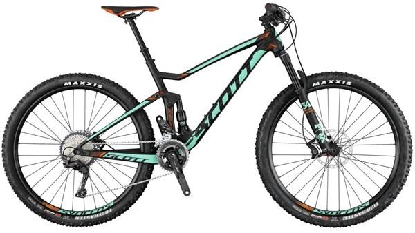 Scott Contessa Spark 720 27.5 Womens Mountain Bike 2017 - Trail Full Suspension MTB