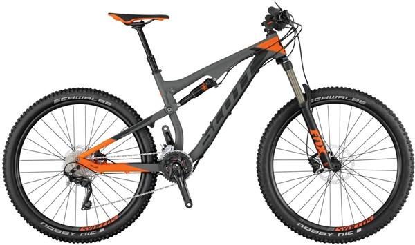df2494129fd Scott Genius 940 29er Mountain Bike 2017 - Out of Stock | Tredz Bikes